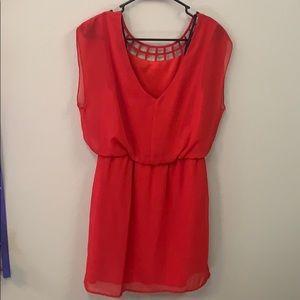 City Triangles Dresses - Red Dress